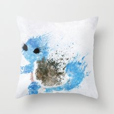 #007 Throw Pillow