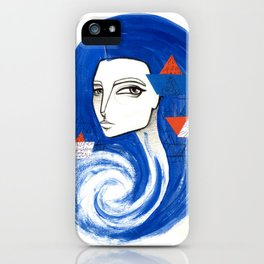 Sou Mar iPhone Case