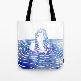 Water Nymph LIII Tote Bag