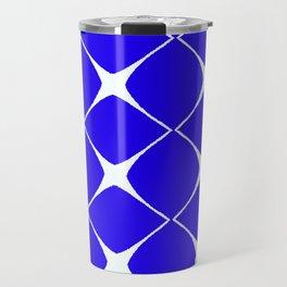 Avis Blue Travel Mug
