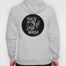 Inhale & Exhale Hoody