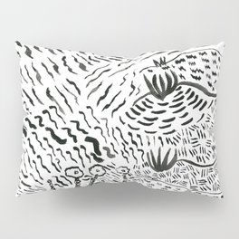 Beach Abstract (1) Pillow Sham