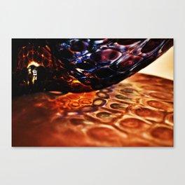 Banks of Glass Canvas Print