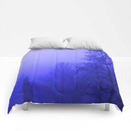 Into the Blue Comforters