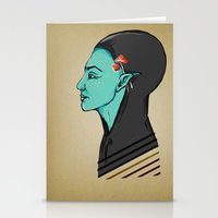 elf Stationery Cards featuring Elf by Adelinne