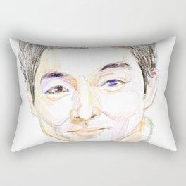 Gong Yoo Rectangular Pillow