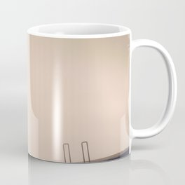 Morning Fog On The Little Tennessee River - Smoky Mountains Coffee Mug