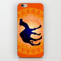 camel iPhone & iPod Skins featuring Camel by Katherine Marshall