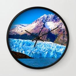 Cool Ice Land Wall Clock
