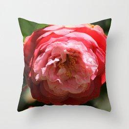 Blooming Camilla Throw Pillow
