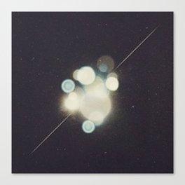 Many Moons (Between Us) Canvas Print