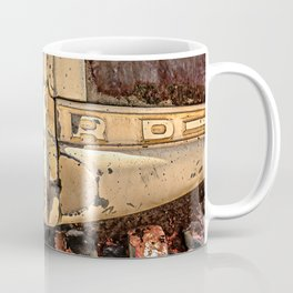 Old Ford Pickup Truck Coffee Mug