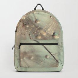 dandelion mint Backpack