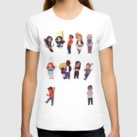 teen wolf T-shirts featuring Teen Wolf! by Made of Tin