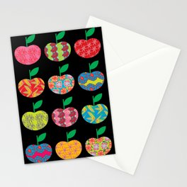 The Apples Stationery Cards
