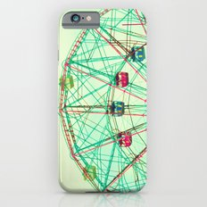 Wonder Wheel With Seagulls iPhone 6s Slim Case