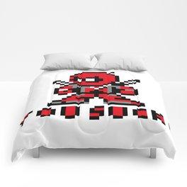dead pixel pool Comforters