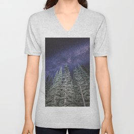 Lightyears - Milkyway Forest Unisex V-Neck