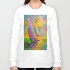 A fresh breeze Long Sleeve T-shirt