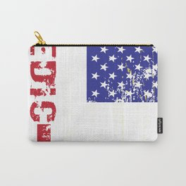 Medic Us Flag Carry-All Pouch