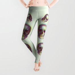 acid calavera Leggings