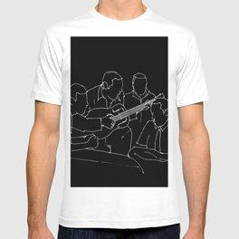 Wes and Duke jam session T-shirt