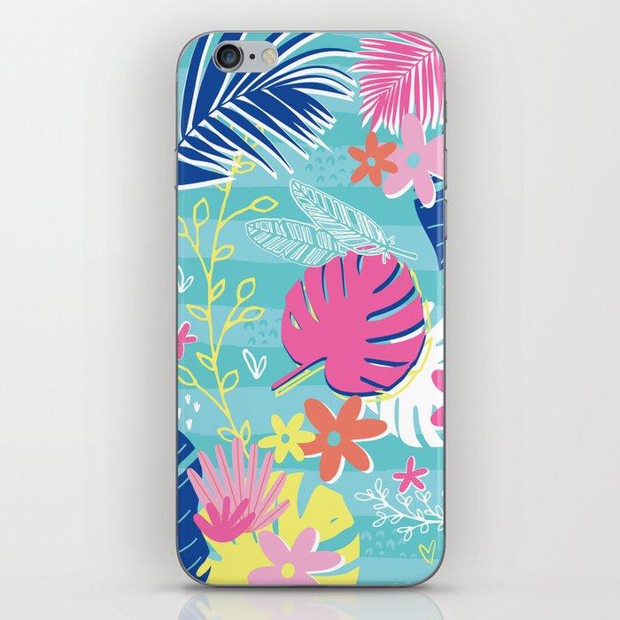 Tropical Vibes iPhone Skin