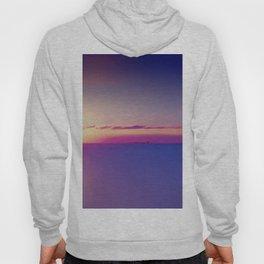 Sunset on the Atlantic Ocean Hoody