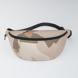 Stepping Up Fanny Pack
