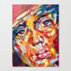 Unexpectedly  Canvas Print