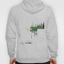 Mists In The Pitons: St. Lucia Hoody