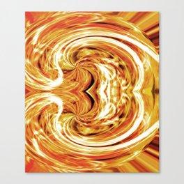 Solar Wind v.2 Canvas Print