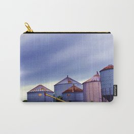 Mukwonago Grain Silos Carry-All Pouch