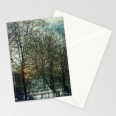 A layered view Stationery Cards
