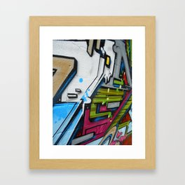 Intergallactic Framed Art Print