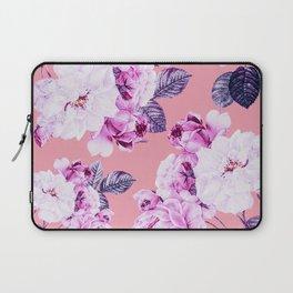 Flora temptation - sunset Laptop Sleeve
