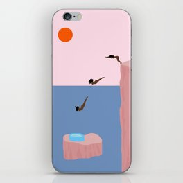 Dive//Survive iPhone Skin