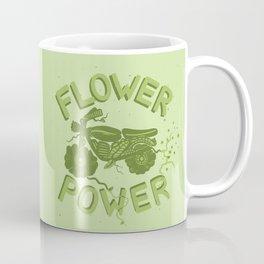 FLORAL FUEL Coffee Mug