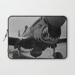 Vintage Fighter Laptop Sleeve