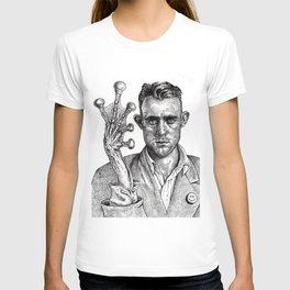 Secret Alien Agent T-shirt