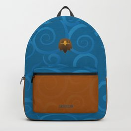 The Eagle of Wisdom Backpack