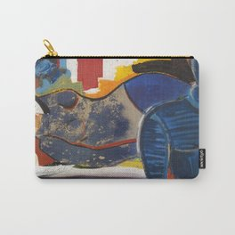 Strange Death in Paradise Carry-All Pouch