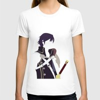 fire emblem T-shirts featuring Chrom Fire Emblem Awakening by MKwon