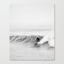 Surf Time Canvas Print