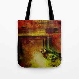 Cemetery of  Père Lachaise  Tote Bag