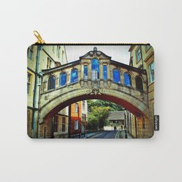 Hertford Bridge of Sighs Oxford England Carry-All Pouch
