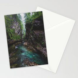 Vintgar - Slovenia Stationery Cards