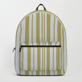 Lines 32 Gold on Platinum Backpack