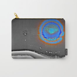Abstract Landscape Series | Blue Moon Over Night Waters |  | Nadia Bonello Carry-All Pouch