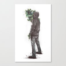 Absolution Canvas Print
